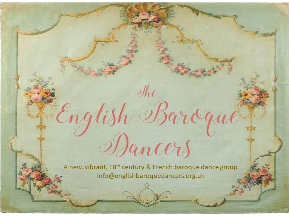 English Baroque Dancers